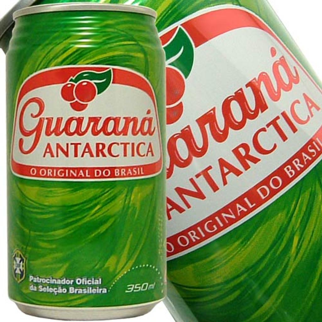 Guarana Antartica Can - 335ml