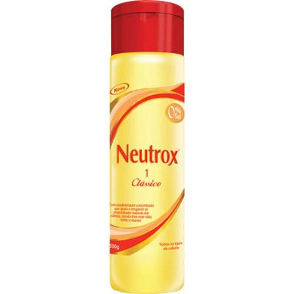 Condicionador Neutrox Classico - 500ml