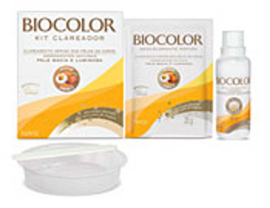 Biocolor Kit Clareador