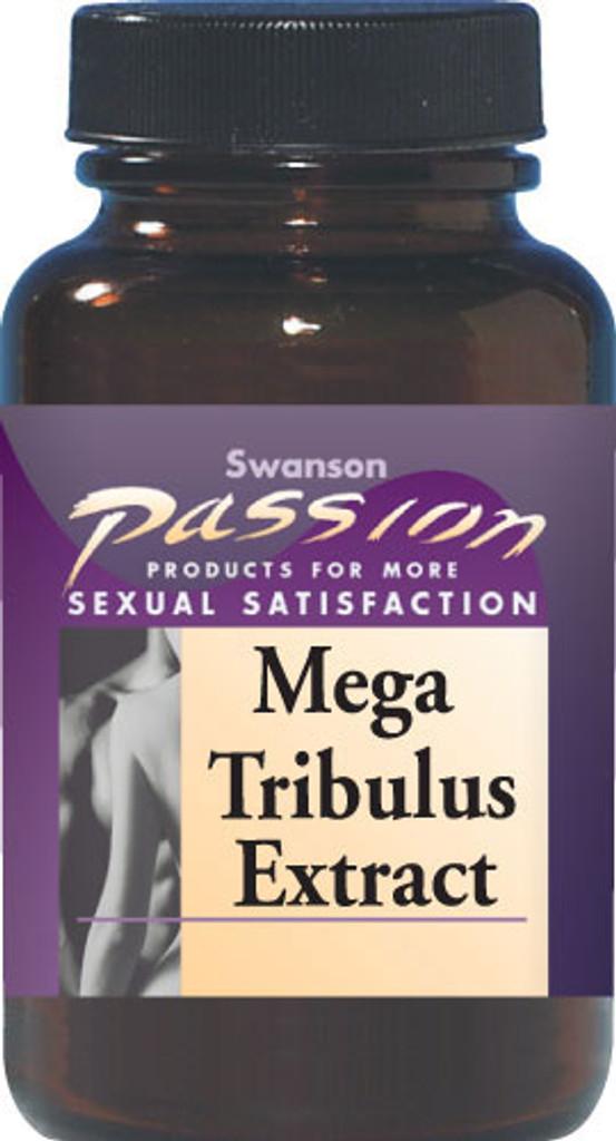 Mega Tribulus Extract Capsules