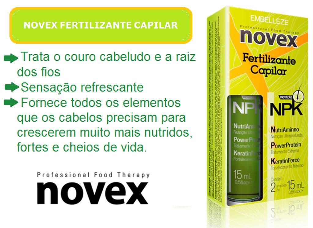 Fertelizante Capilar / Capillary Fertilizer - 2 units of 15ml