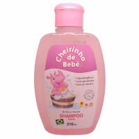 Cheirinho de Bebe Shampoo 210ml