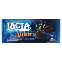 Chocolate Lacta Amaro 135g