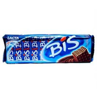 Bis Milk Chocolate Lacta - 140g