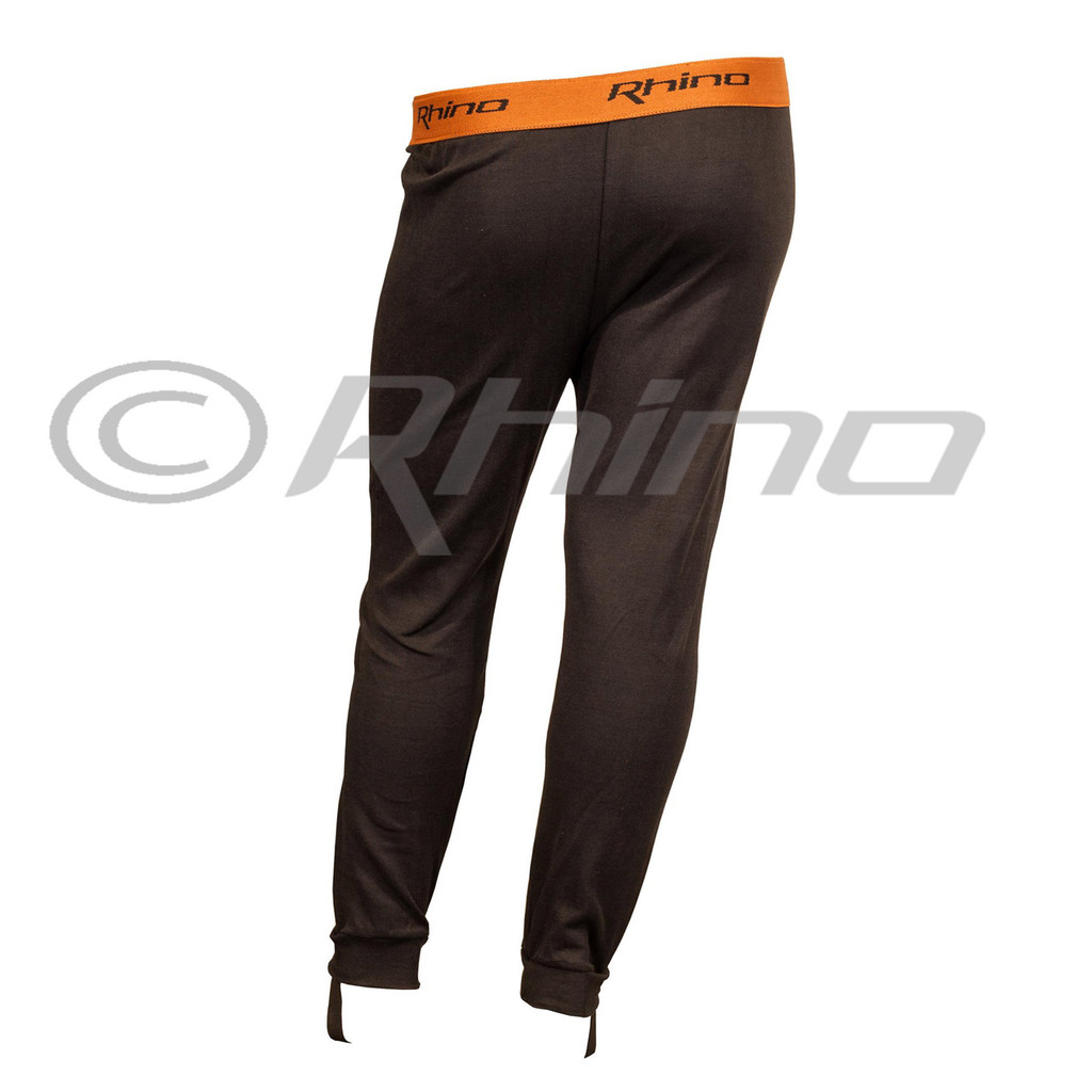 Motorcycle Protective Leggings made with DuPont ƒ?› Kevlar ?? fiber - back view