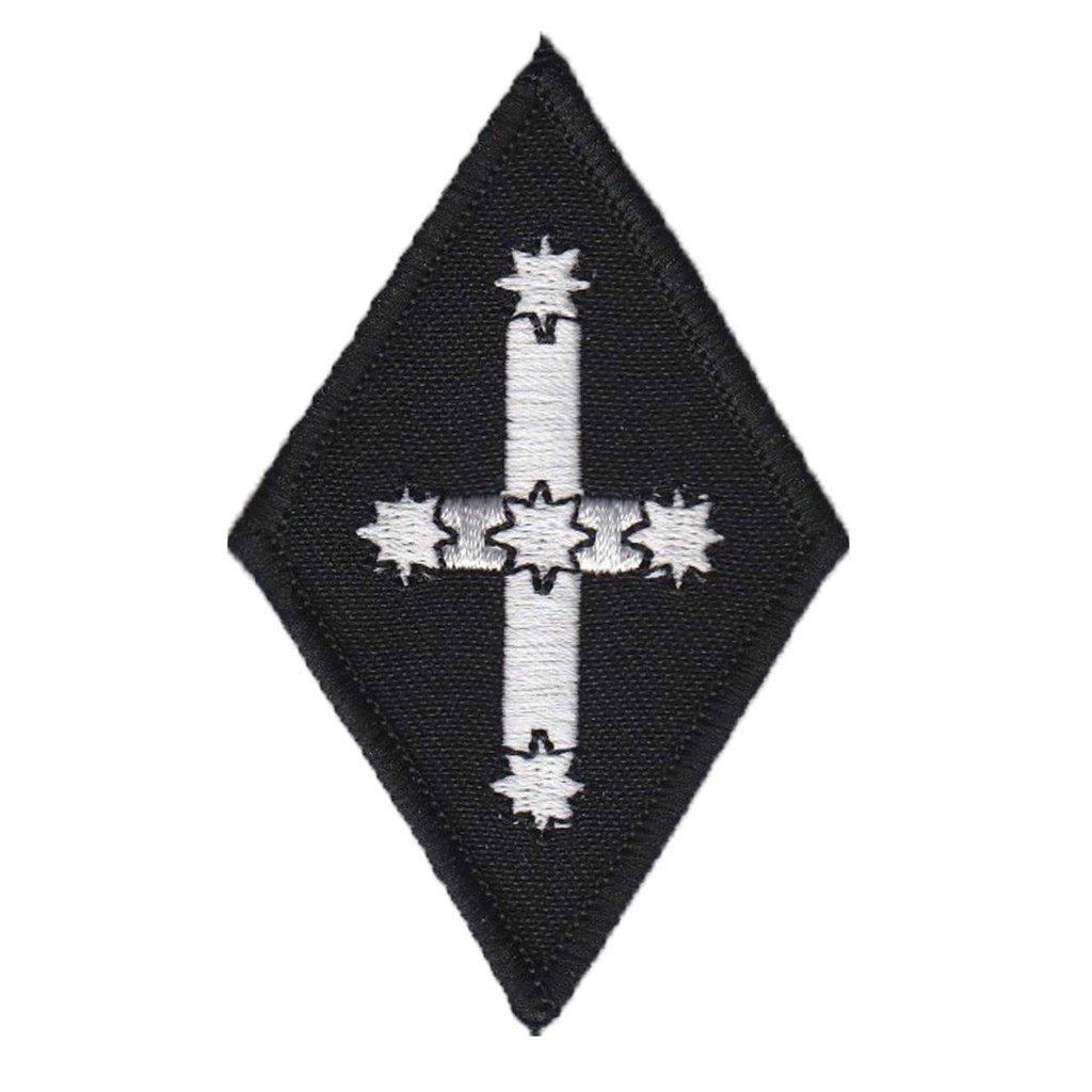 Black Diamond Eureka Embroidered Patch