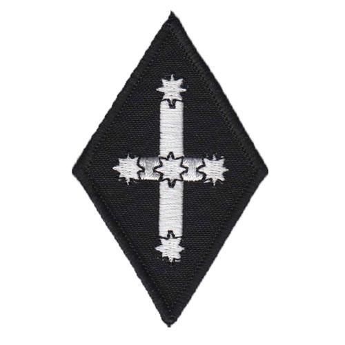 Black Diamond Eureka Embroidered Patch
