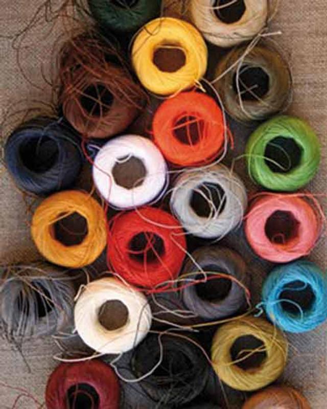 Fil Au Chinois Linen Thread Capsules