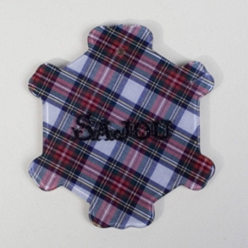 Tartan Thread Winder