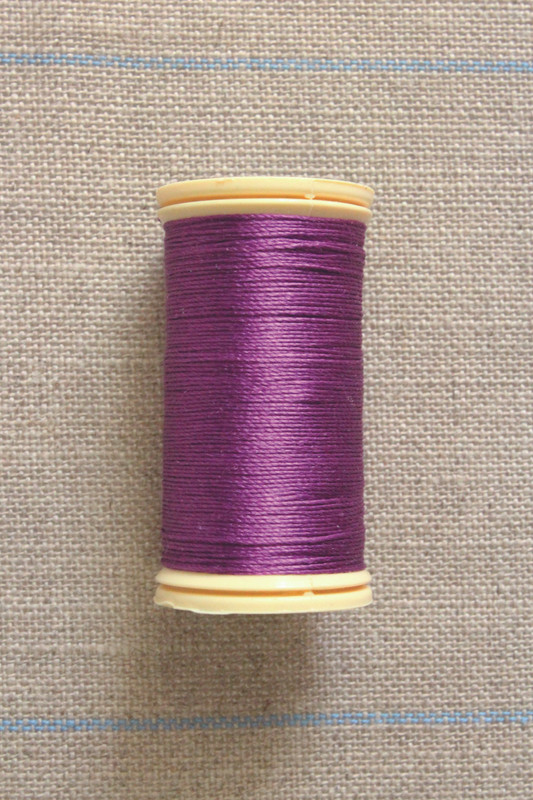 Silk Thread Spool - Mauve