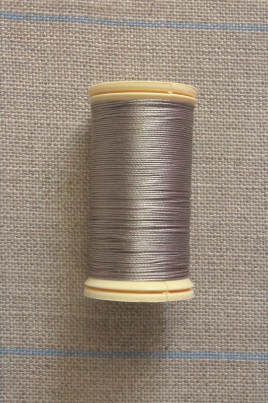 Silk Thread Spool - Pale Grey