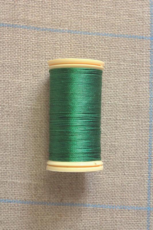 Silk Thread Spool - Lawn Green