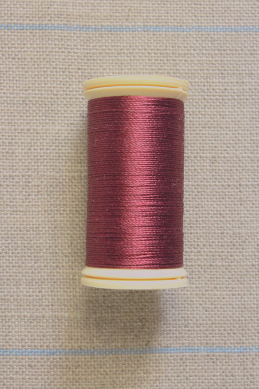Silk Thread Spool - Dark Red