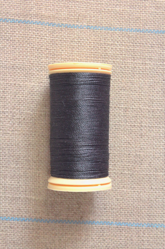 Silk Thread Spool - Dark Grey
