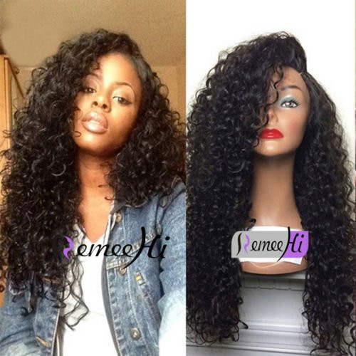 Remeehi Natural Curly Wig High Quailty Indian