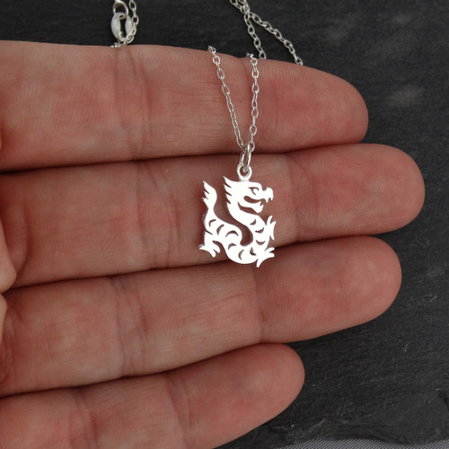 Year of the dragon necklace sterling silver fashionjunkie4life year of the dragon necklace sterling silver chinese zodiac pendant aloadofball Gallery