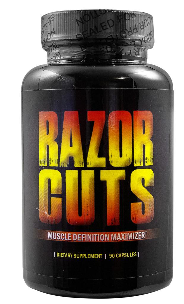 Razor Cuts - Muscle Definition Maximizer