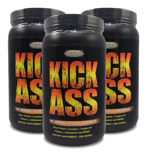 Kick Ass- Post Workout Muscle Maximizer