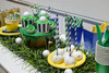 Preppy Golf Party Package - Complete Party Kit full table dessert table angled detail