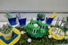 Preppy Golf Party Package - Complete Party Kit full table dessert table