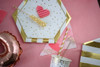 Valentine's Day Mini Party Box Place Setting