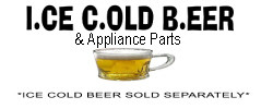 Ice Cold Beer & Appliance Parts