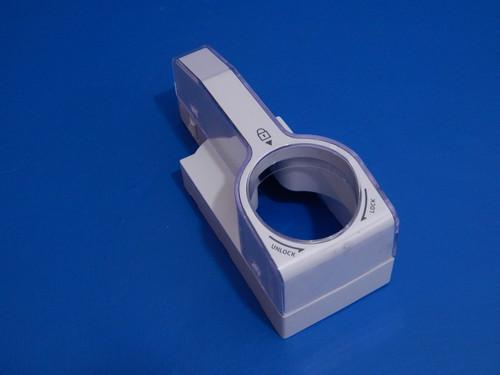 Samsung Bottom Mount Refrigerator RF28HFEDTSR Water Filter Cover DA63-05406B