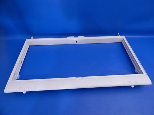 Amana Bottom Mount Refrigerator AFI2538AES4 Crisper Cover Frame 12796301SP