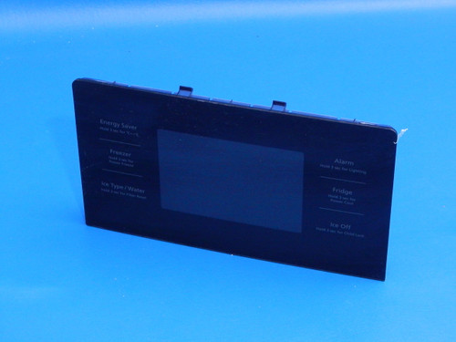 Samsung 3 Door Refrigerator RF263BEAEBC Dispenser Control Panel DA92-00368B