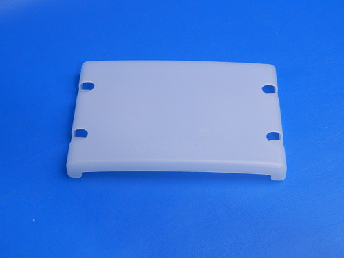 Frigidaire Bottom Mount Refrigerator LGHN2844ME0 Freezer Light Shield 241971601