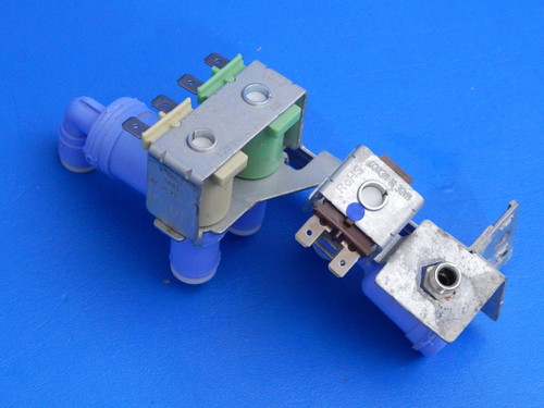 Frigidaire Side By Side Refrigerator FRS3R4EW0 Water Inlet Valve 240531101