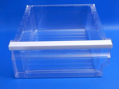 Samsung Bottom Mount Refrigerator RF260BEAESG Left Crisper Bin DA97-12725A