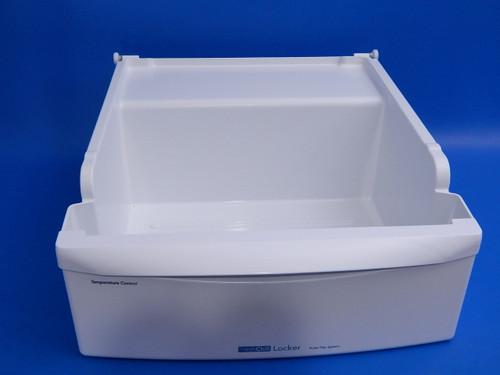 KitchenAid Side By Side Refrigerator KSBS25INSS02 Lower Crisper Bin 2223790