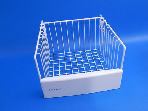 GE Side/Side Refrigerator PSCS3RGCFSS Freezer Wire Basket WR21X10062 WR12X10536
