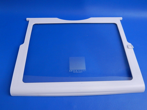 GE Side By Side Refrigerator PSCS3RGCFSS Glass Shelf WR71X10296