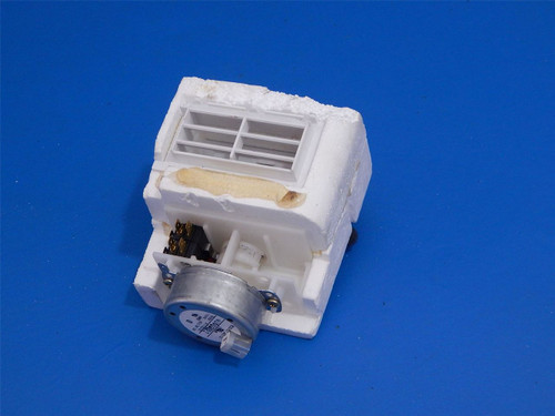 Frigidaire Side By Side Refrigerator FRS26H5ASB4 Air Damper Assembly 240521103