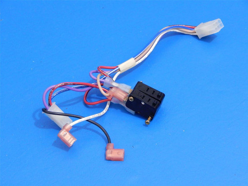 Frigidaire SxSide Refrigerator FRS26R4CQ0 Dispenser Switches & Harness 241689101