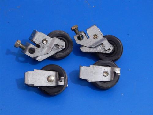 Whirlpool Gold Side/Side Refrigerator GD5RHAXSS00 Roller Wheels 2174748 2196236
