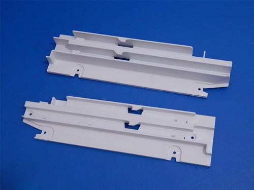 Whirlpool Gold SxSide Refrigerator GS5SHAXSL00 Freezer Bin Track 2301293 2301289