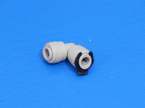"Kenmore 3 Door Refrigerator 79571023012 1/4"" Push in Water Tube Fitting Elbow"