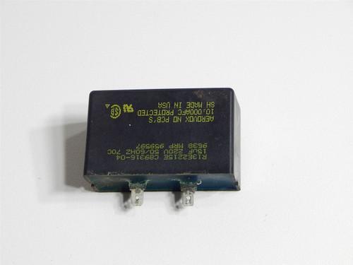 AMANA Bottom-Mount Refrigerator BX22S5W-P1196708WW Start Capacitor C8931604