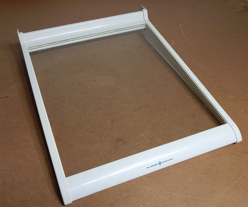 AMANA Bottom-Mount Refrigerator BX22S5W-P1196708WW Glass Shelf 10480717