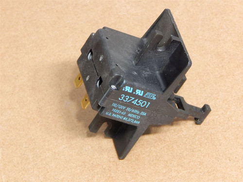 Whirlpool Dishwasher DU945PWPQ0 Detergent Dispenser Actuator 3374501