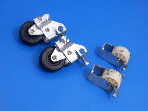 Whirlpool Side By Side Refrigerator ED5KVEXVB07 Roller Wheels 2174748 W10250570
