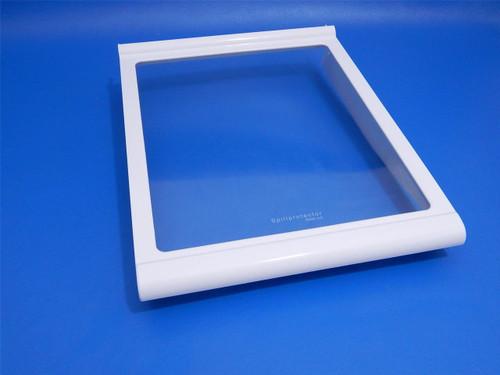 Kenmore Refrigerator 79578319802 Spill Protector Slide Out Shelf 5027JJ1014F