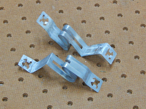 Whirlpool Dishwasher DU930PWSQ1 Heater Element Support Brackets 3379740