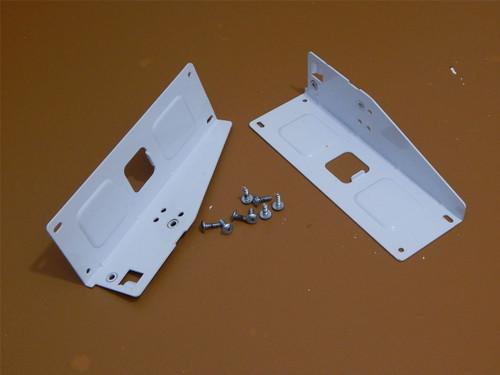 Samsung Refrigerator RF217ACBP Freezer Door Hangers DA61-03155B DA61-03153B