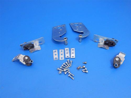Whirlpool SxSide Refrigerator ED5PHEXMT00 Door Hinges 2203770 2203771 2217075