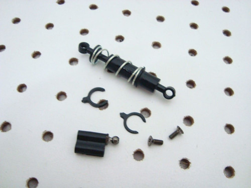 TAMIYA RM-01 REAR PITCH DAMPER SHOCK ABSORBER & MOUNT 15005202 19225133