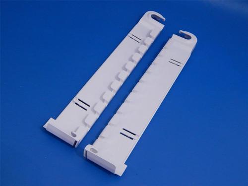Whirlpool Refrigerator GX5SHDXVQ00 Freezer Basket Hangers W10187668 W10187667
